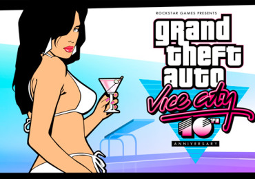 Grand Threft Auto Vice City 10th Anniversary
