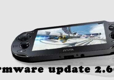 Psvita Firmware Update 2.0