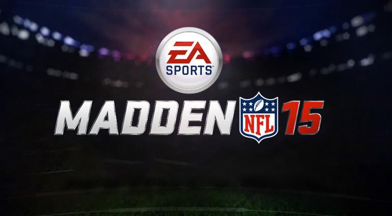 il logo di Madden NFL 15