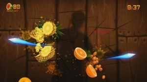 fruit ninja kinect gameplay - img